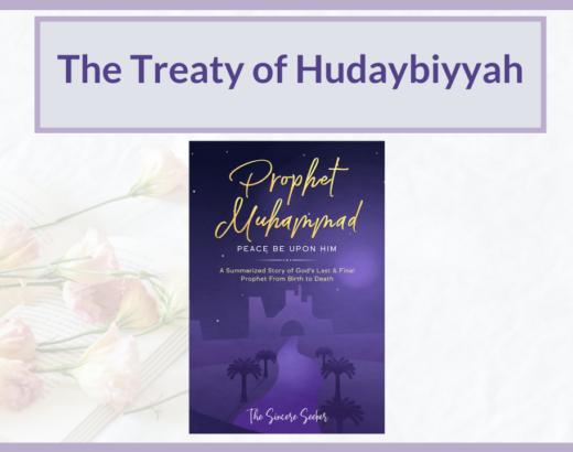 THE TREATY OF HUDAYBIYYAH