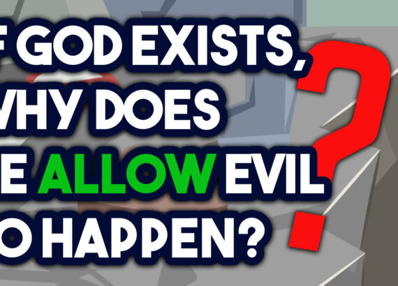 WHY DOES GOD ALLOW PAIN SUFFERING & SICKNESS?