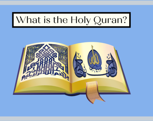 What is the Holy Quran_